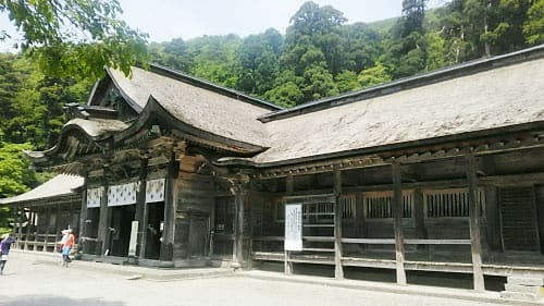 麓の大神山神社奥宮